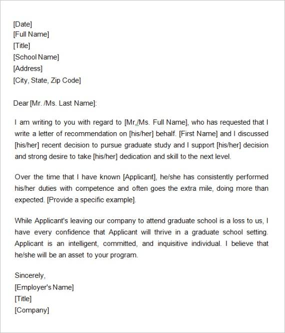 re mendation letter in docml