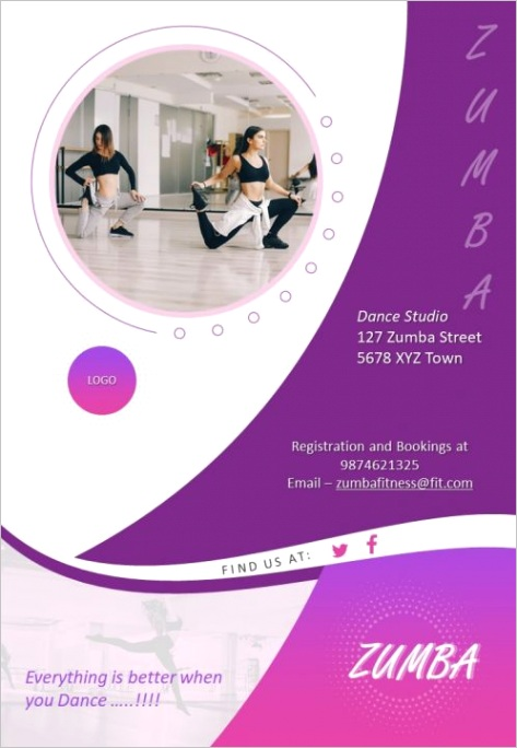 health and wellness two page brochure flyer templateml