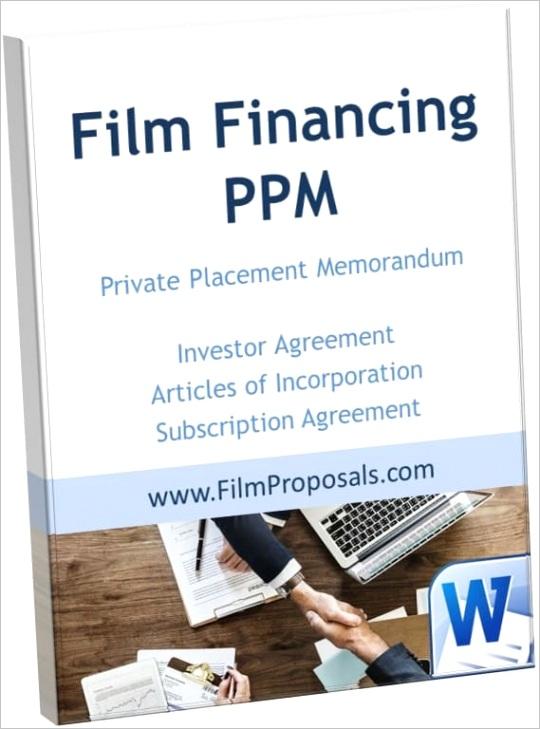 film investor agreementml