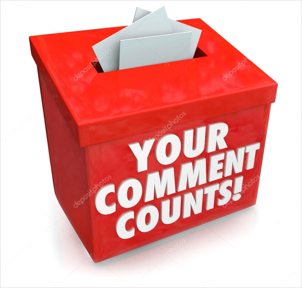stock photo your ment counts suggestion feedbackml