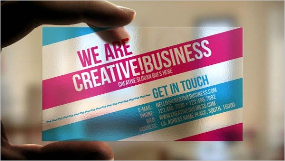 plastic business cardml