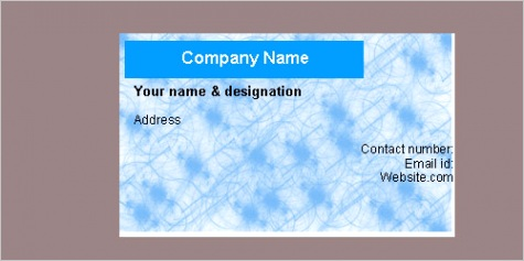 top 35 free business card templates