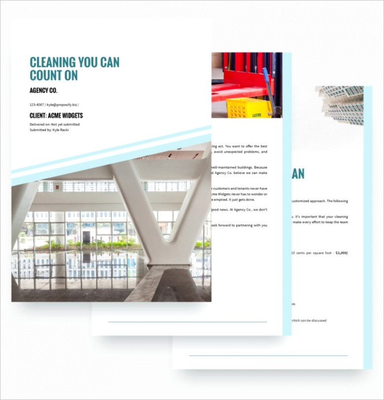 u2e6i1y3y3q8q8e6 cleaning services proposal template cleaning service bid format