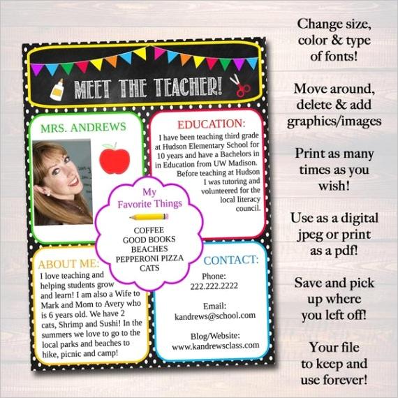 editable newsletter template instant teacher newsletter event newsletter parent munication form back to school printable 2382