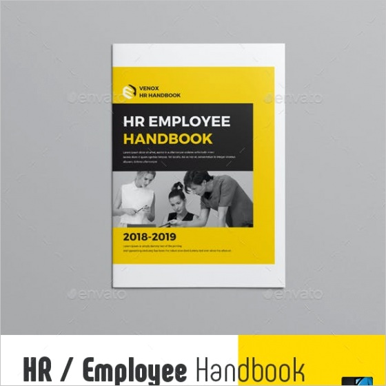 employee handbook graphics