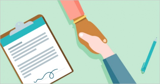 how to draft a restaurant employment contract