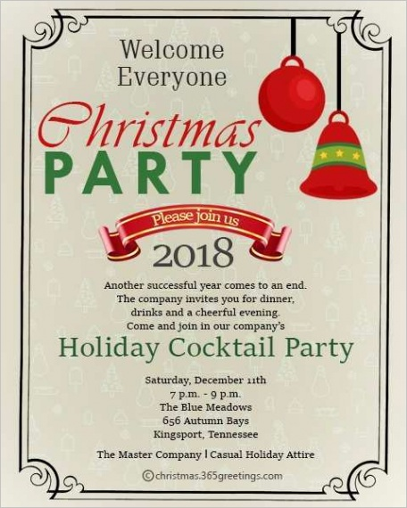 16 report office holiday party invitation template for office holiday party invitation template