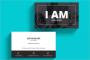 Business Card Website Template