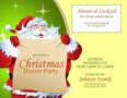 Free Christmas Invitation Templates Word
